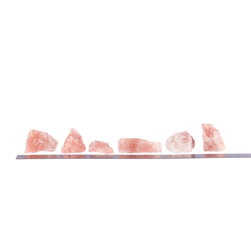 Strawberry Calcite (Single Piece)