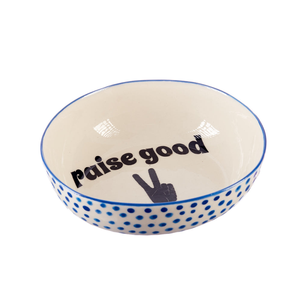 Jones & Co // Raise Good Humans Bowl