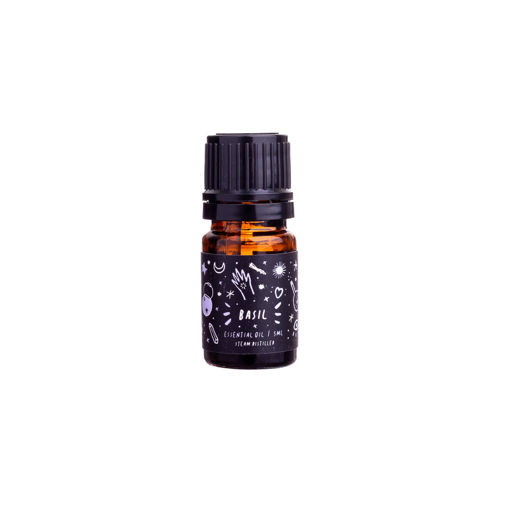 The Witch Apprentice // Basil Essential Oil 5ml