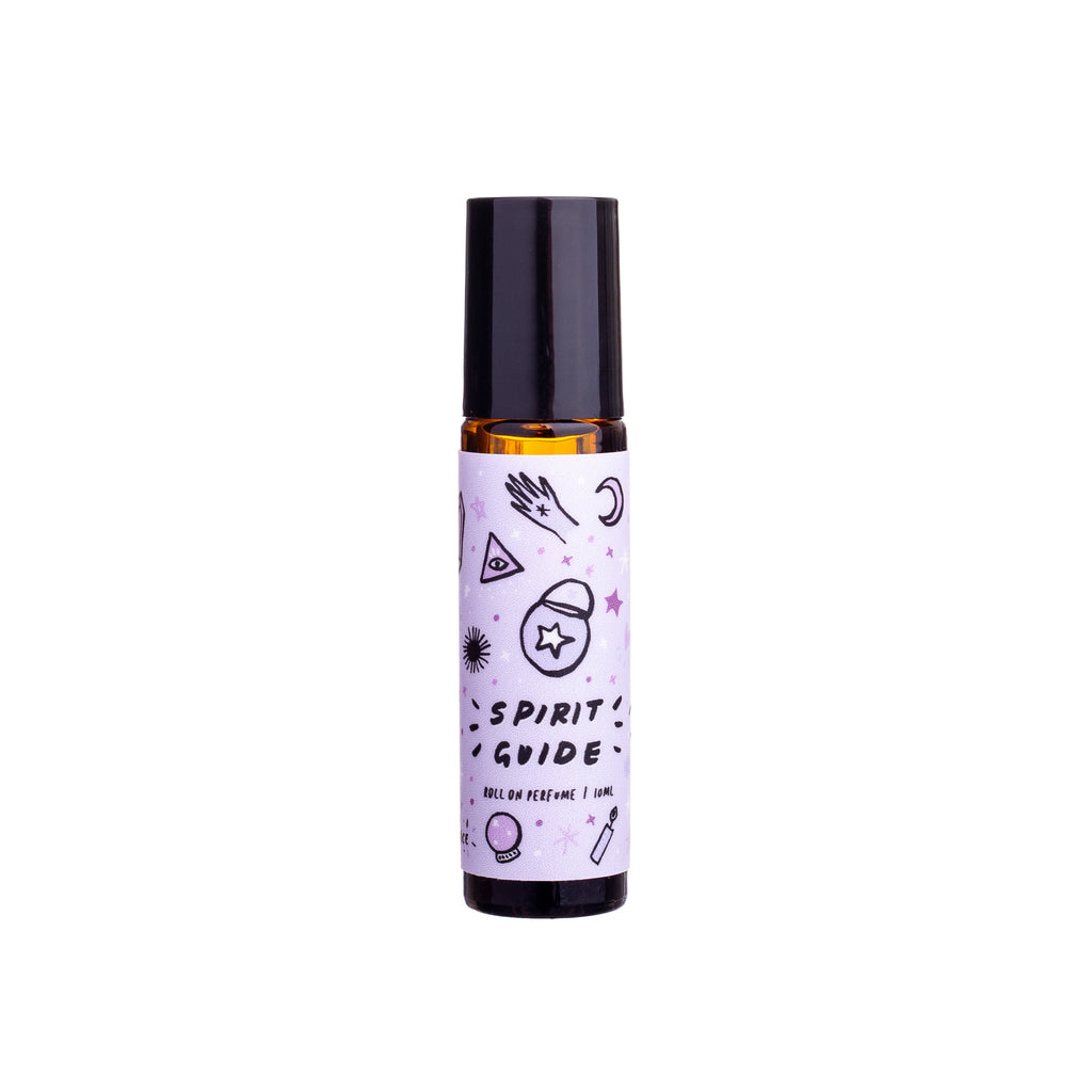 The Witch Apprentice // Spirit Guide Roll-on Perfume Blend 10ml