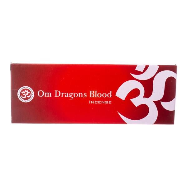 Om Incense // Dragon's Blood 100g
