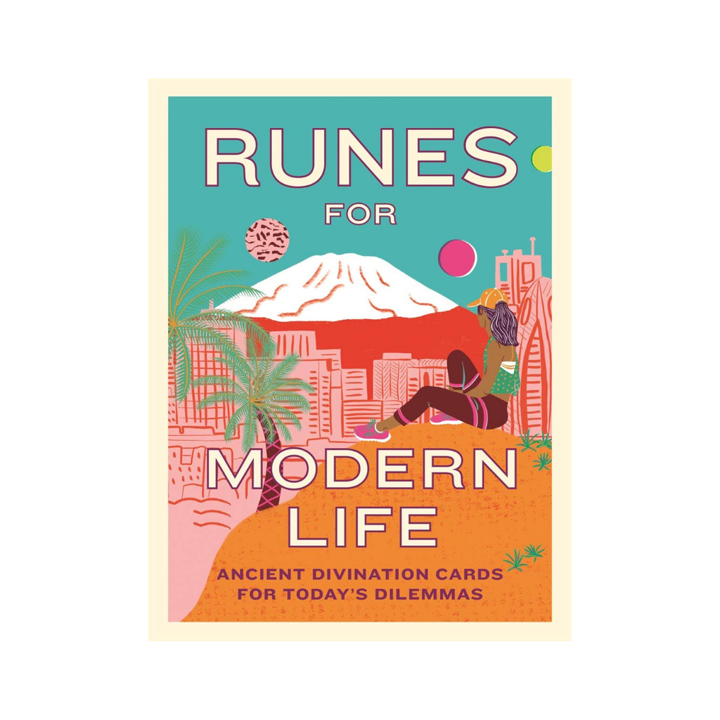 Runes for Modern Life: Ancient Divination Cards for Today's Dilemmas // Theresa Cheung