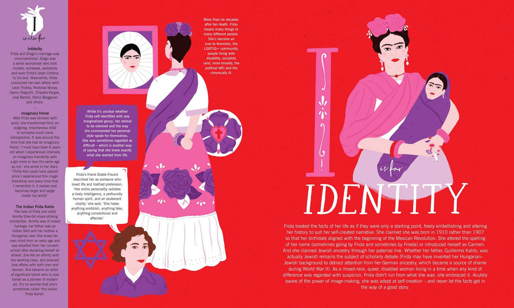 Frida A to Z // By Nadia Bailey & Susanna Harrison