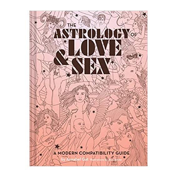 Annabel Gat // The Astrology of Love + Sex