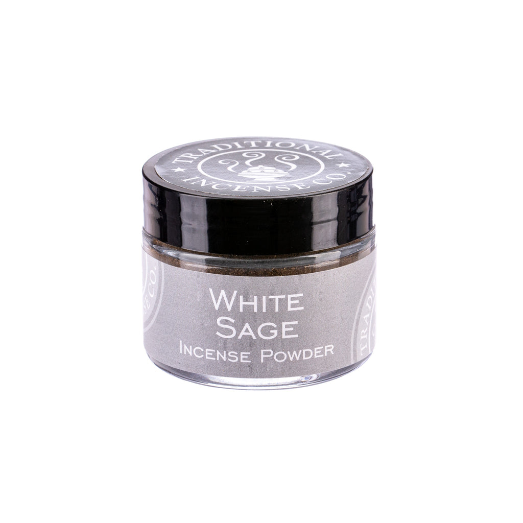 Incense Powder // White Sage