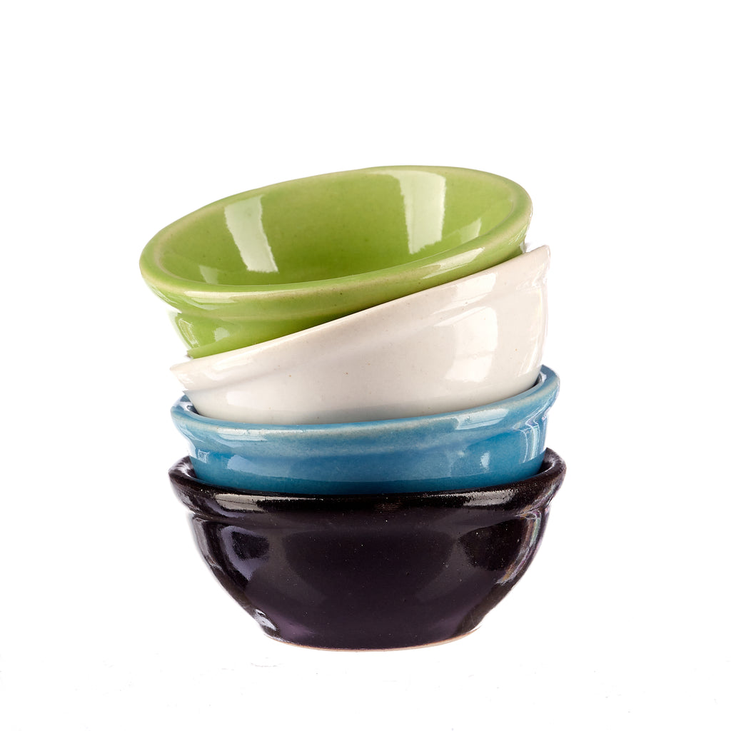 Ceramic Small Bowl // Black