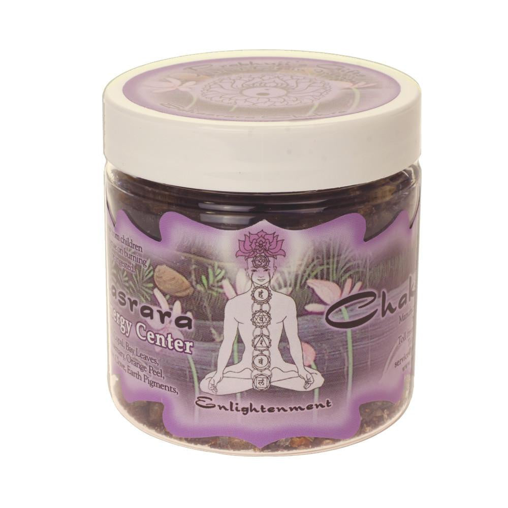 Resin Incense - Crown Chakra / Enlightenment