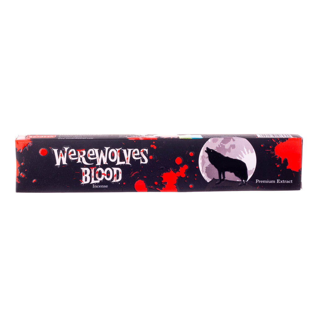Werewolves Blood Incense