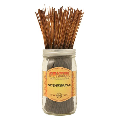 Wild Berry // Gingerbread Incense