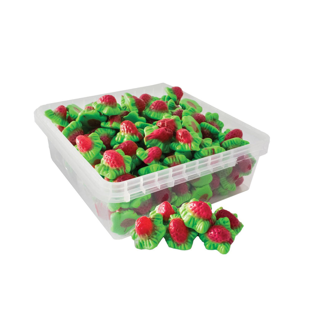 Jelly-filled Strawberry