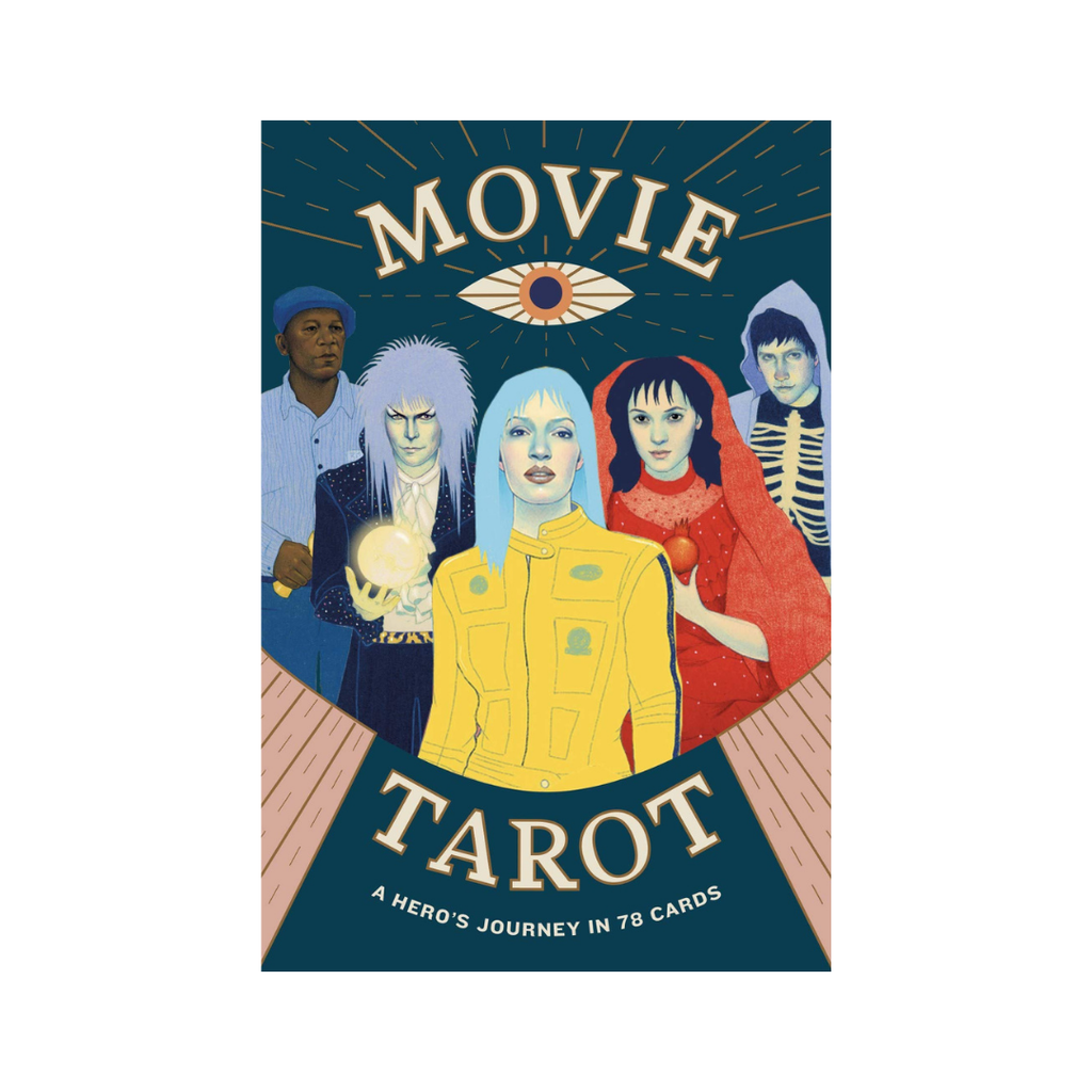 Movie Tarot: A Hero's Journey in 78 Cards by Diana McMahon Collis and Natalie Foss