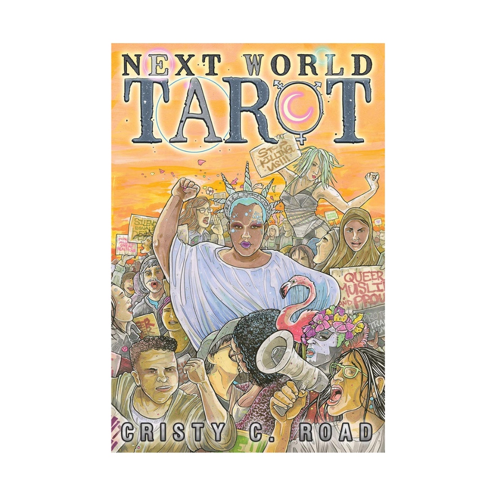 Next World Tarot Set // Cristy C. Road