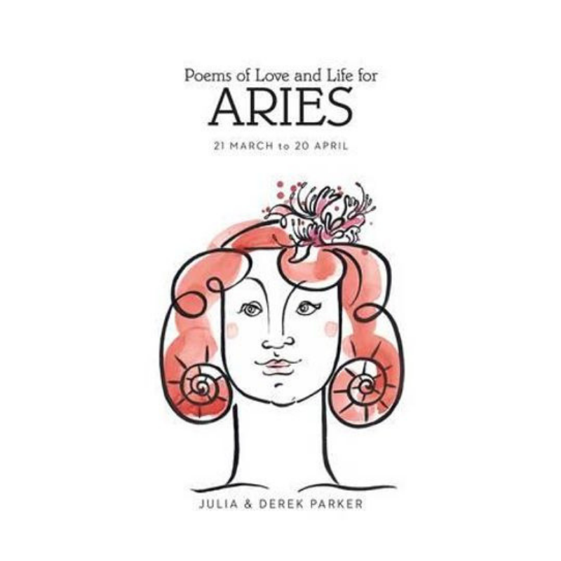 Poems Of Love And Life Aries Book