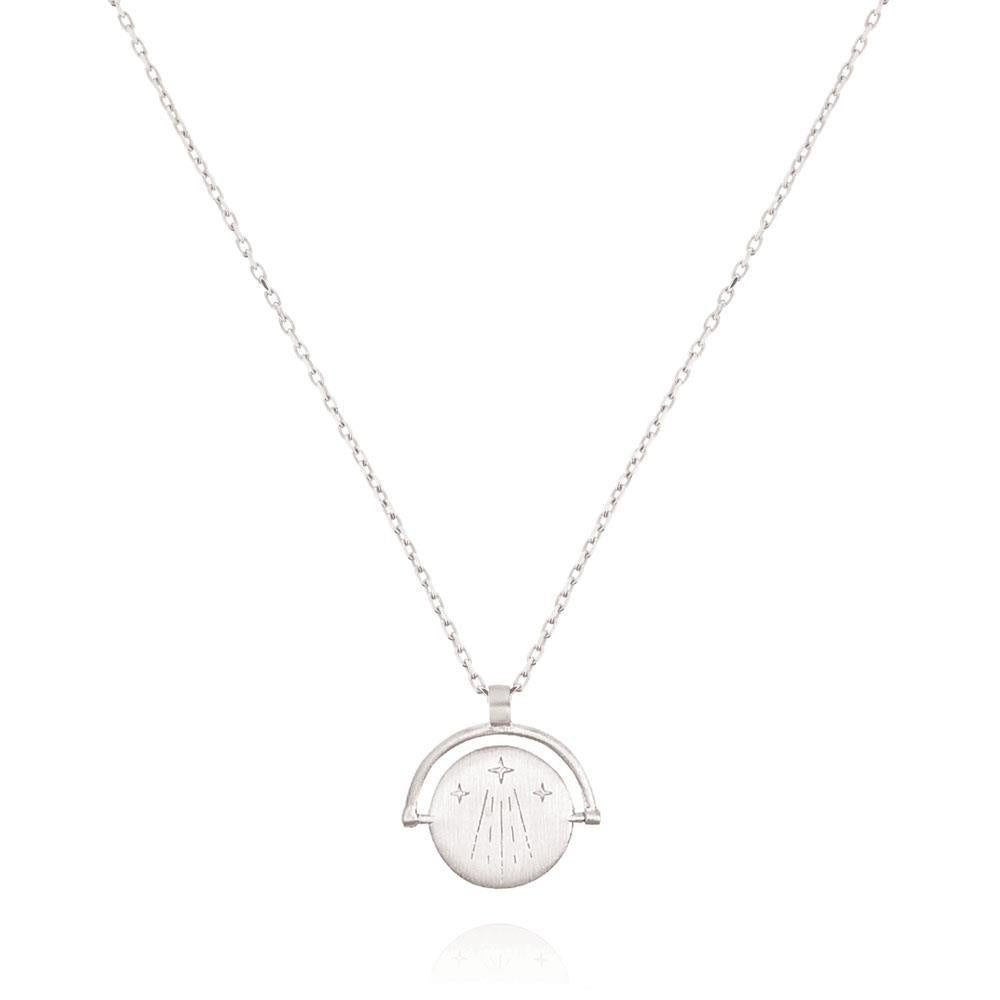 Linda Tahija // Amulets of Alchemy - Luck Necklace - Sterling Silver