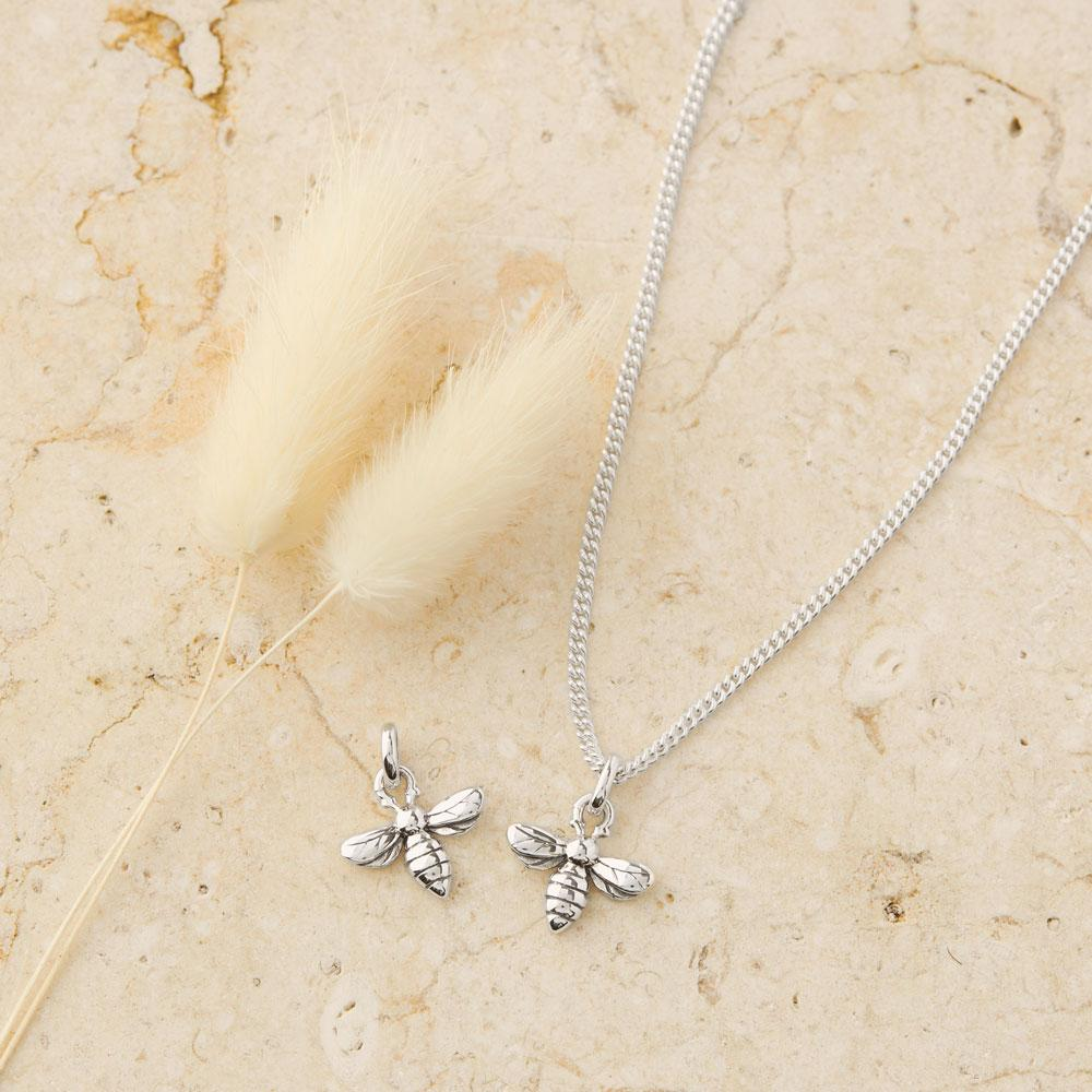 Midsummer Star // Meant to Bee Neck Charm