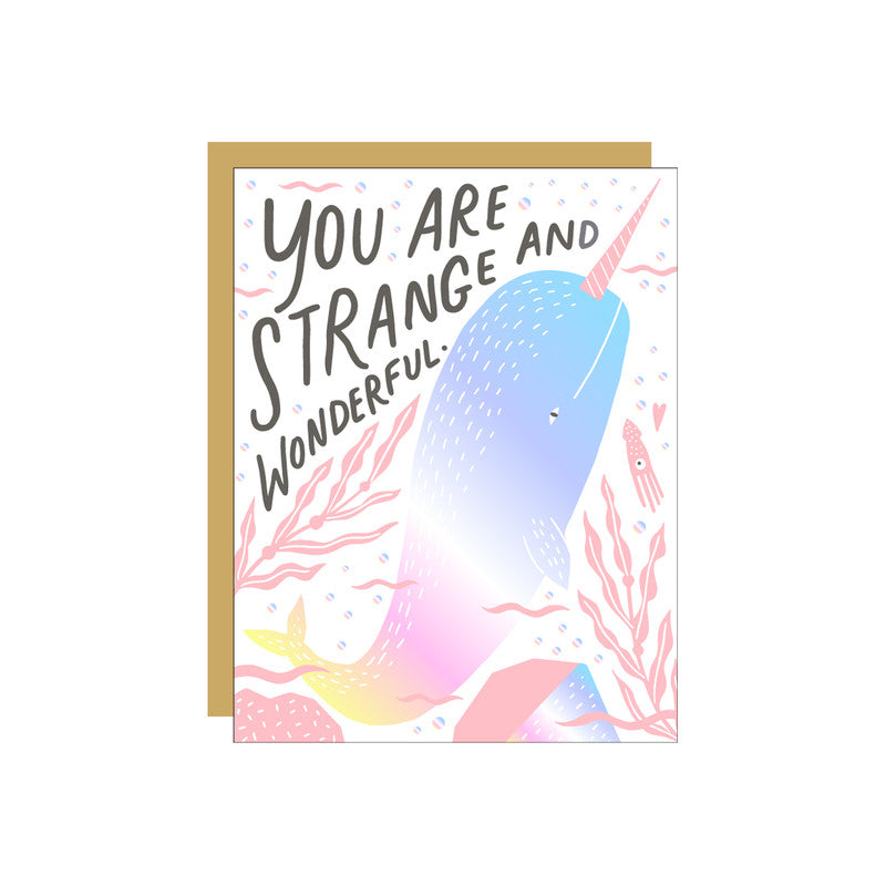 Hello Lucky // Strange & Wonderful Greeting Cards