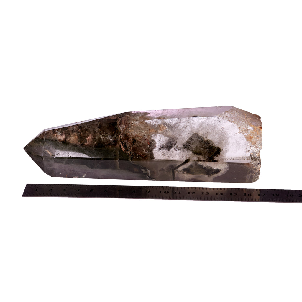 Quartz Point with Inclusions #2