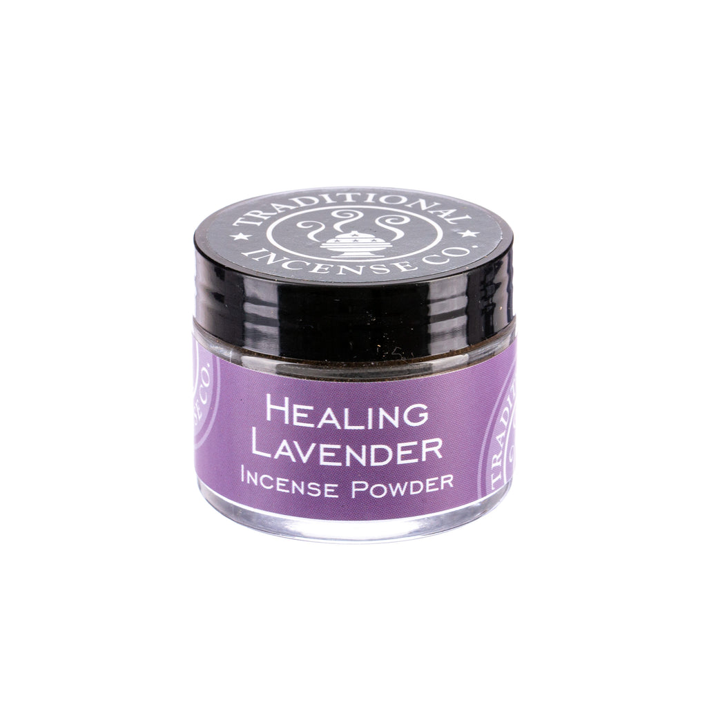 Incense Powder // Healing Lavender