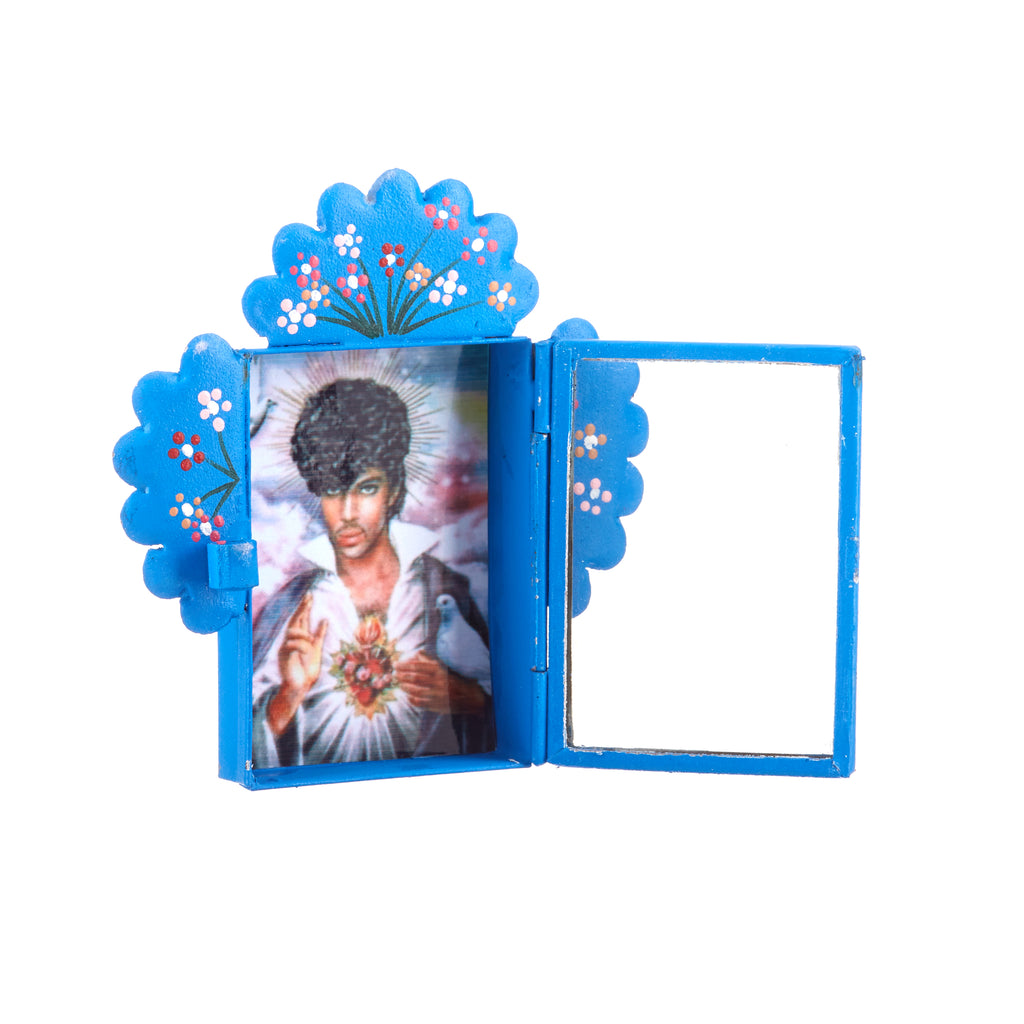 Mexican Handcrafts // Prince Blue Wall Hanging Ornament