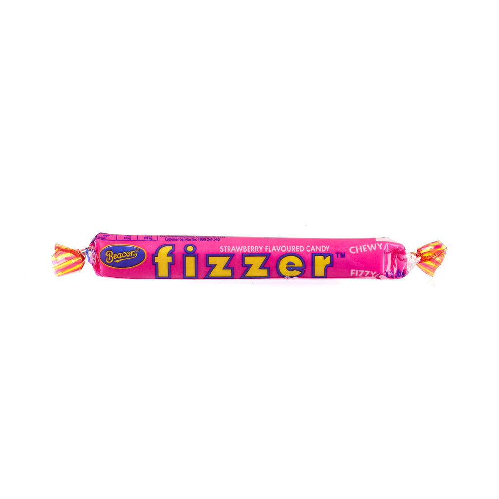 Fizzer // Strawberry Flavoured