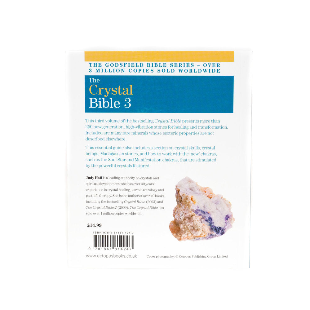 The Crystal Bible: Volume 3 by Judy Hall