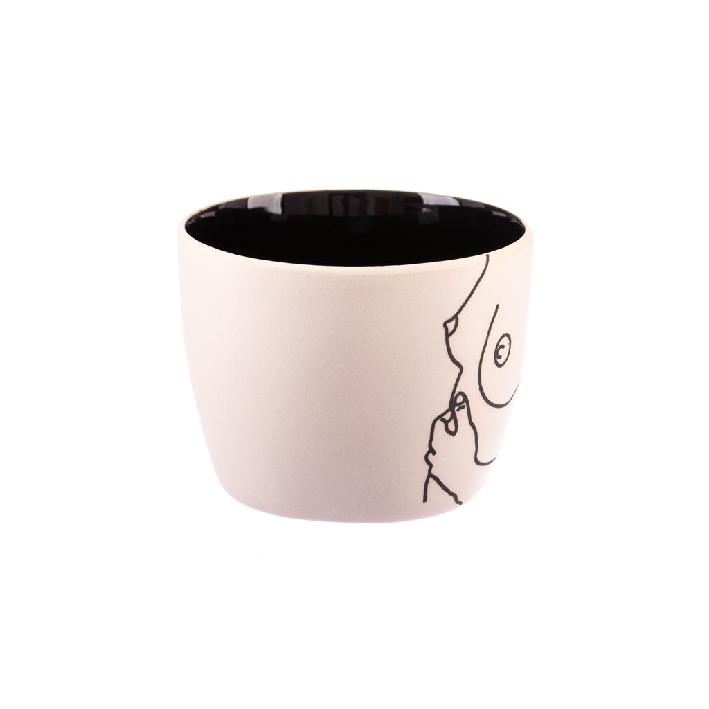 Jones & Co // Nude Torso Cup