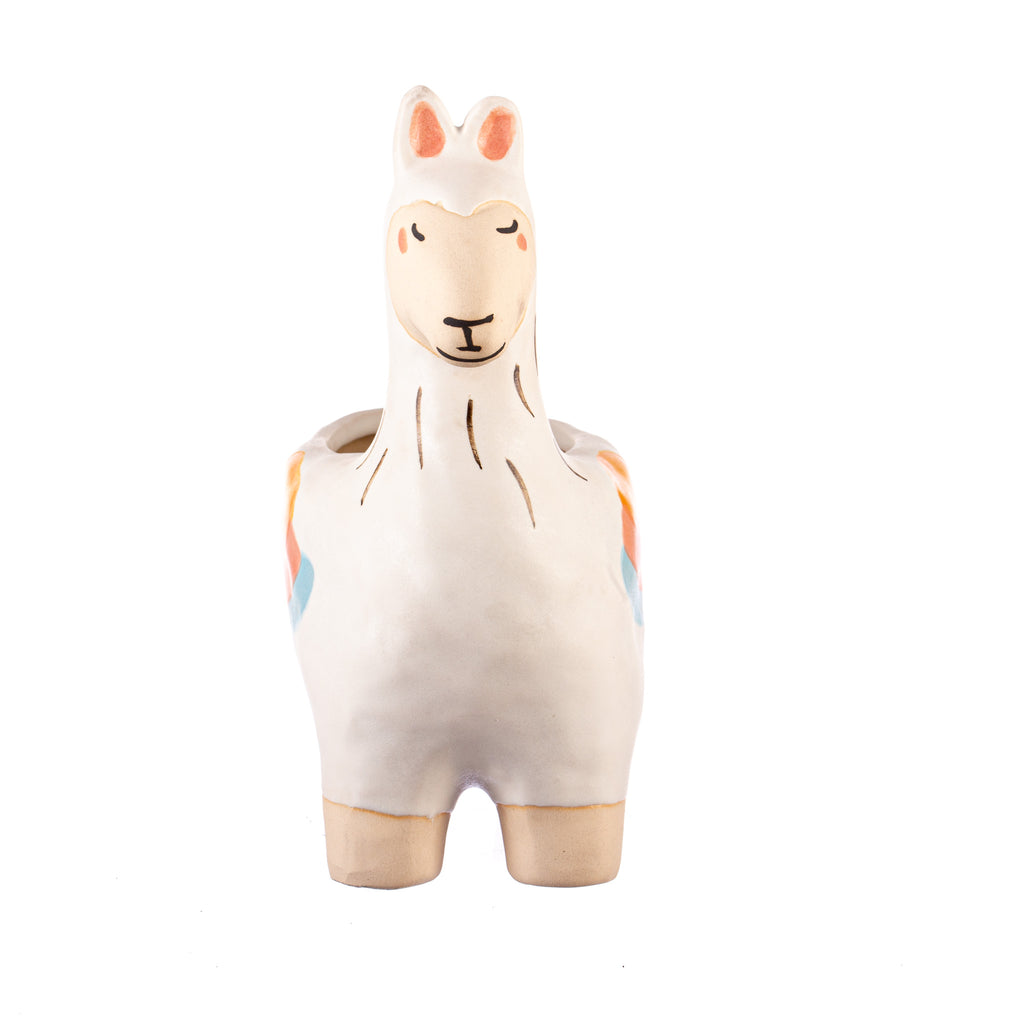 Jones & Co // No Drama Llama Planter