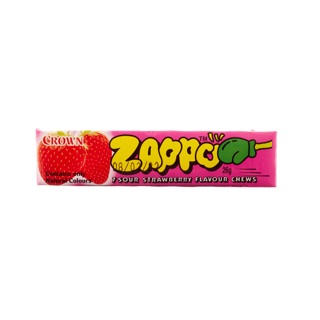 Zappo // Sour Strawberry Flavour