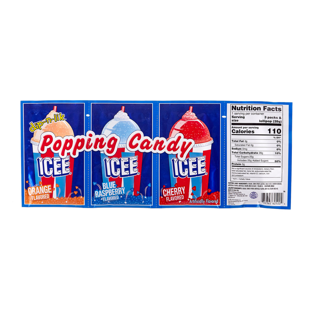 ICEE Popping Candy Dip-n-Lik