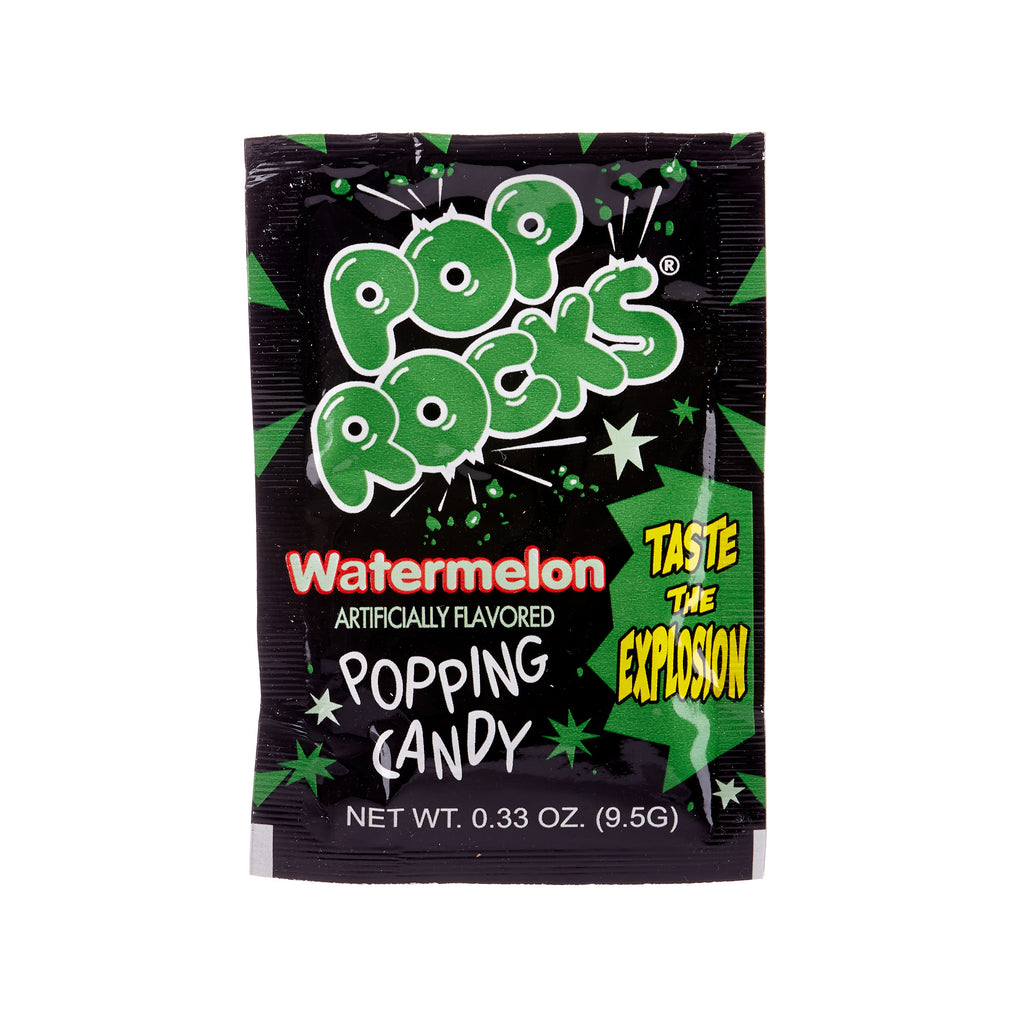 Pop Rocks Popping Candy // Watermelon Flavour
