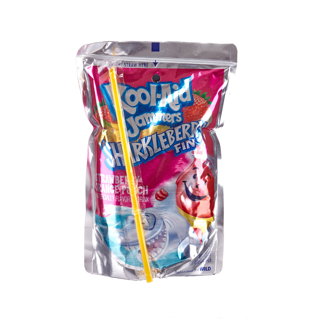 Kool-Aid Jammers // Sharkleberry Fin - Strawberry Orange Punch