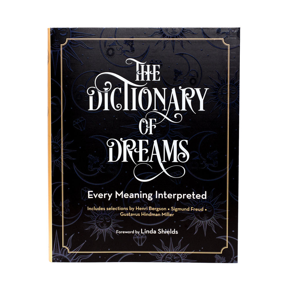 The Dictionary of Dreams by Linda Shields