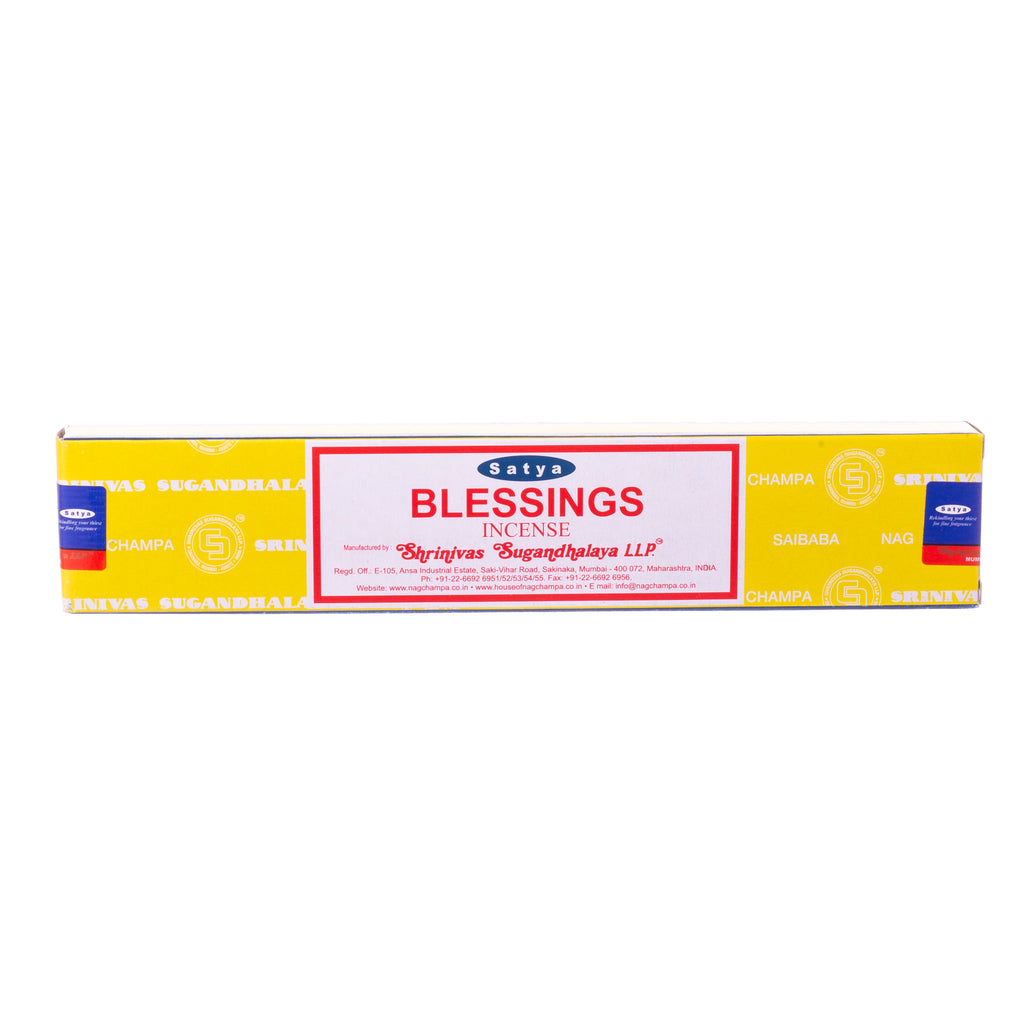 Blessings Incense