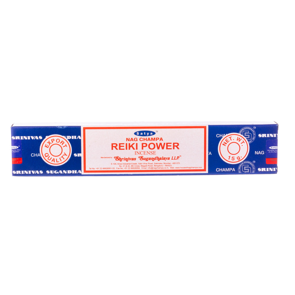 Reiki Power Incense