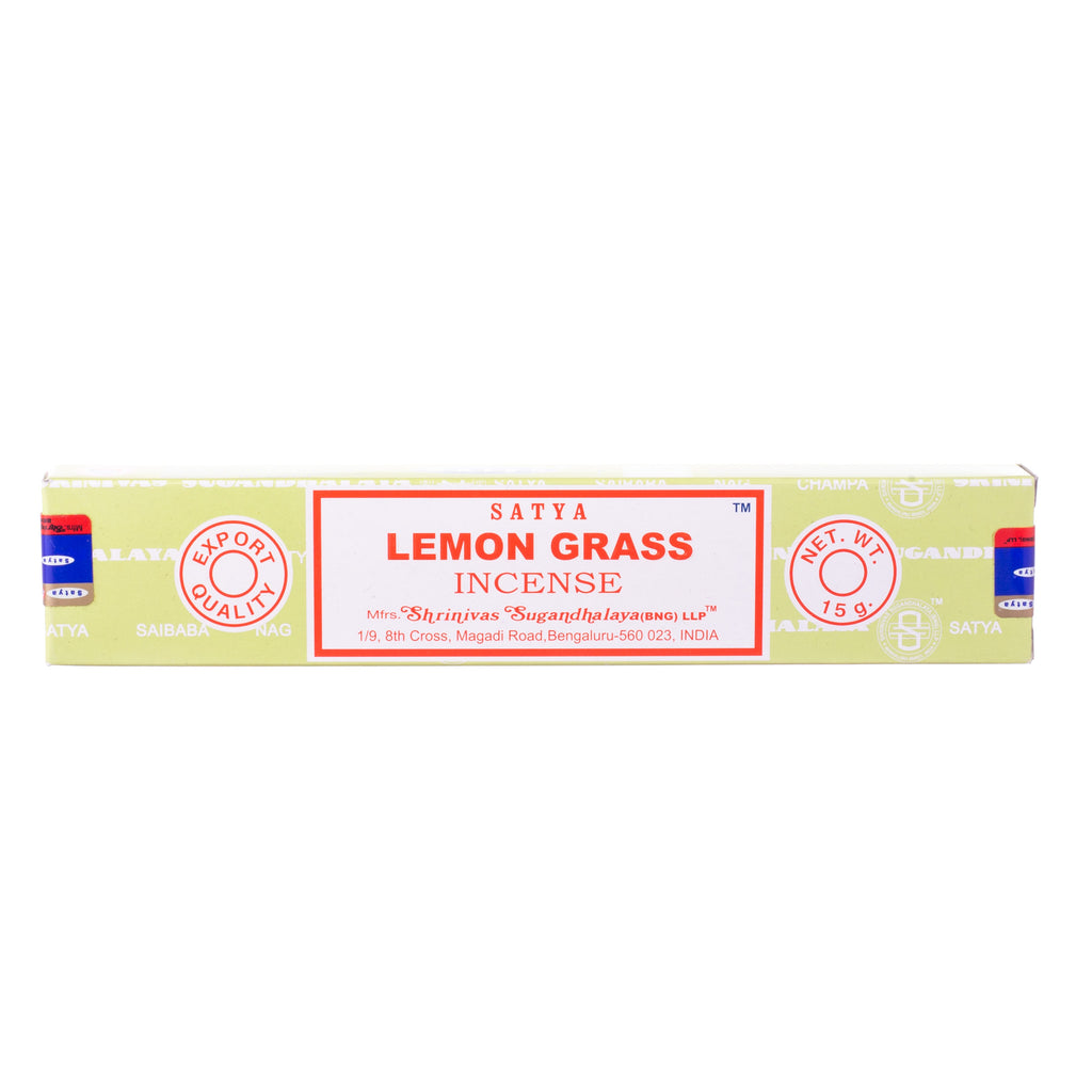 Lemon Grass Incense