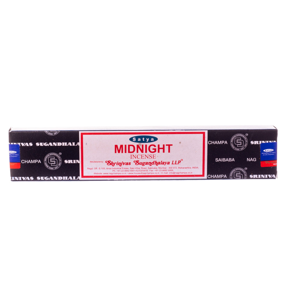 Midnight Incense