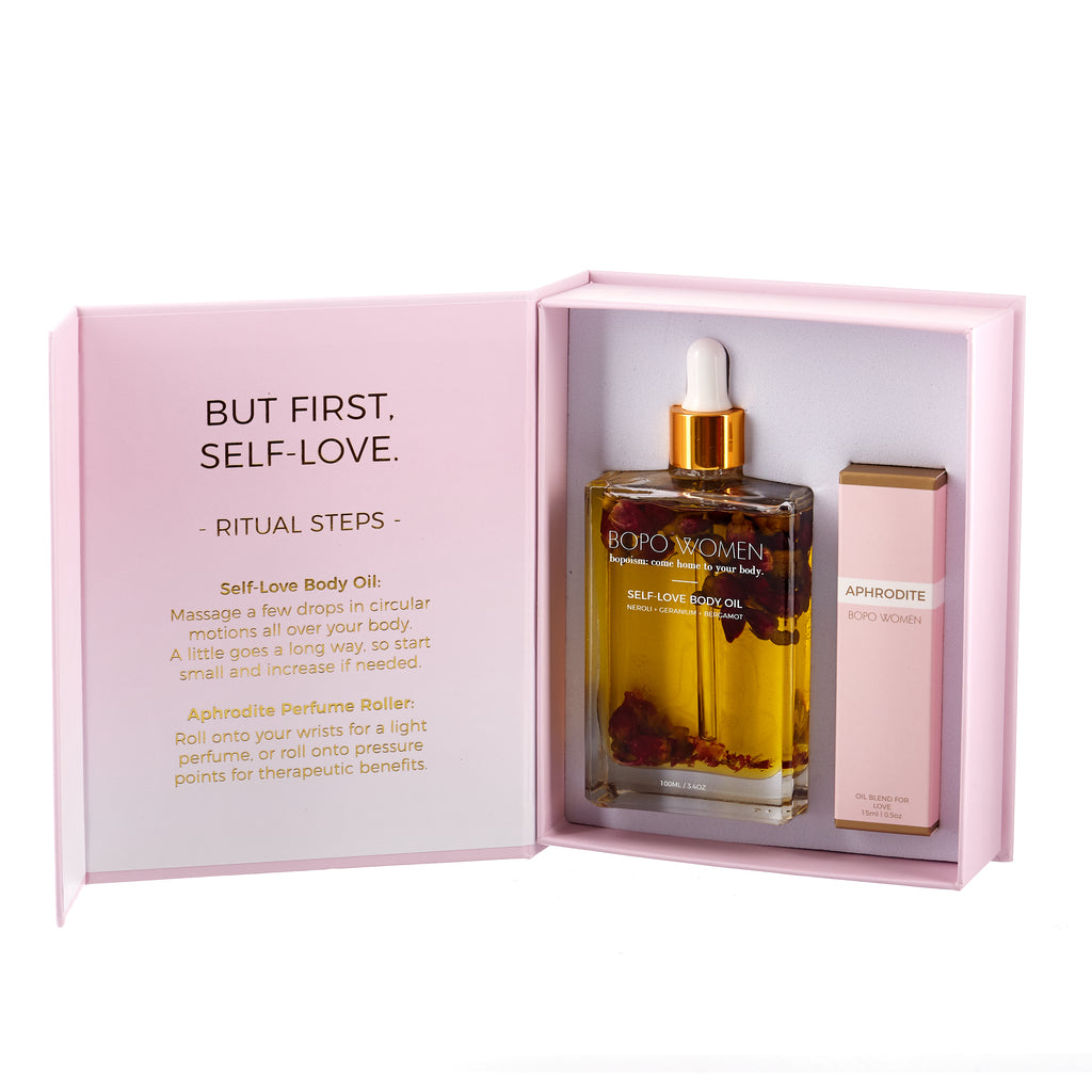 Bopo Women // Self-Love Gift Set