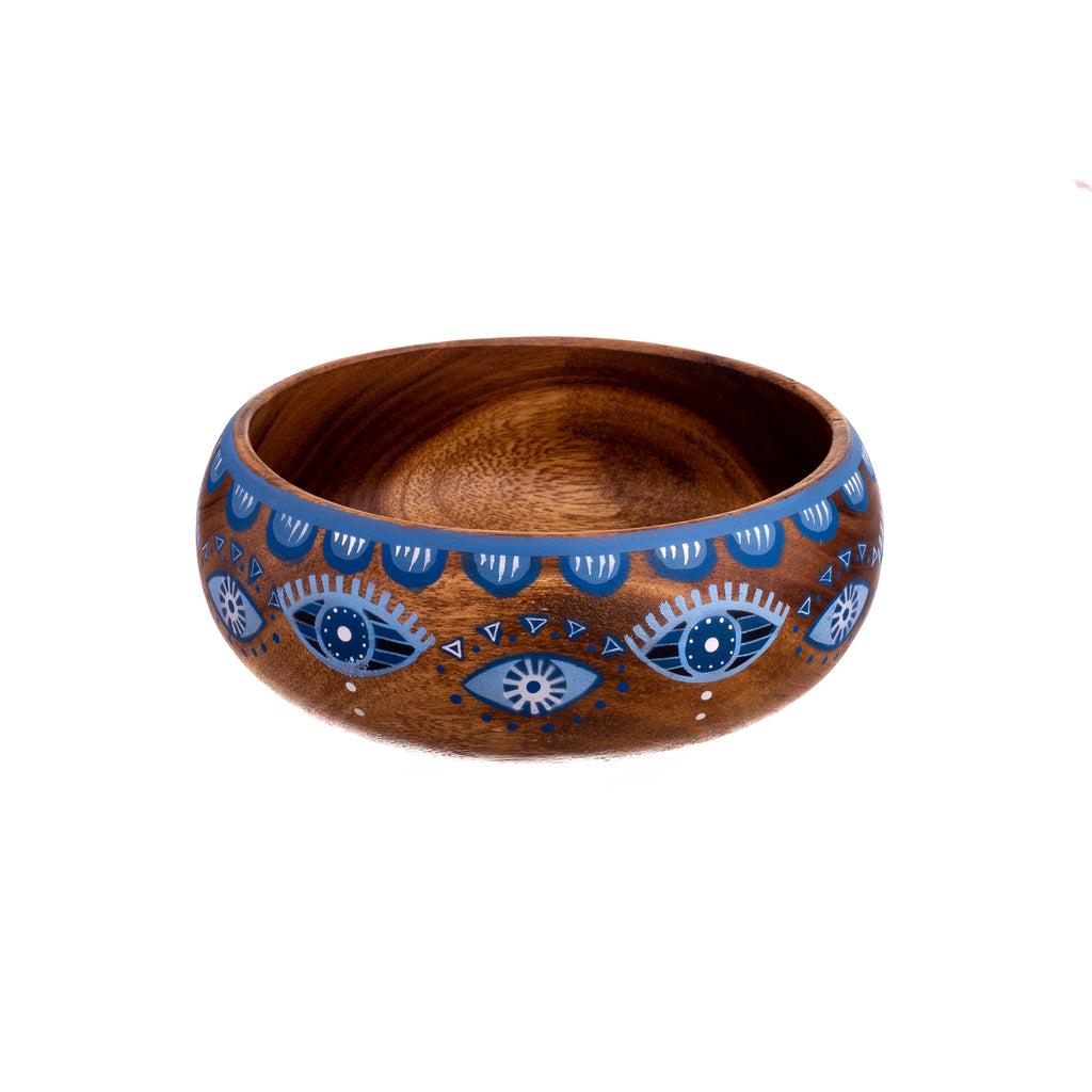 Jones & Co // Calabash Blue Bowl