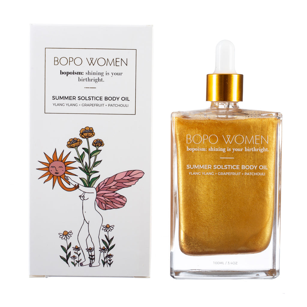 Bopo Women // Summer Solstice Body Oil