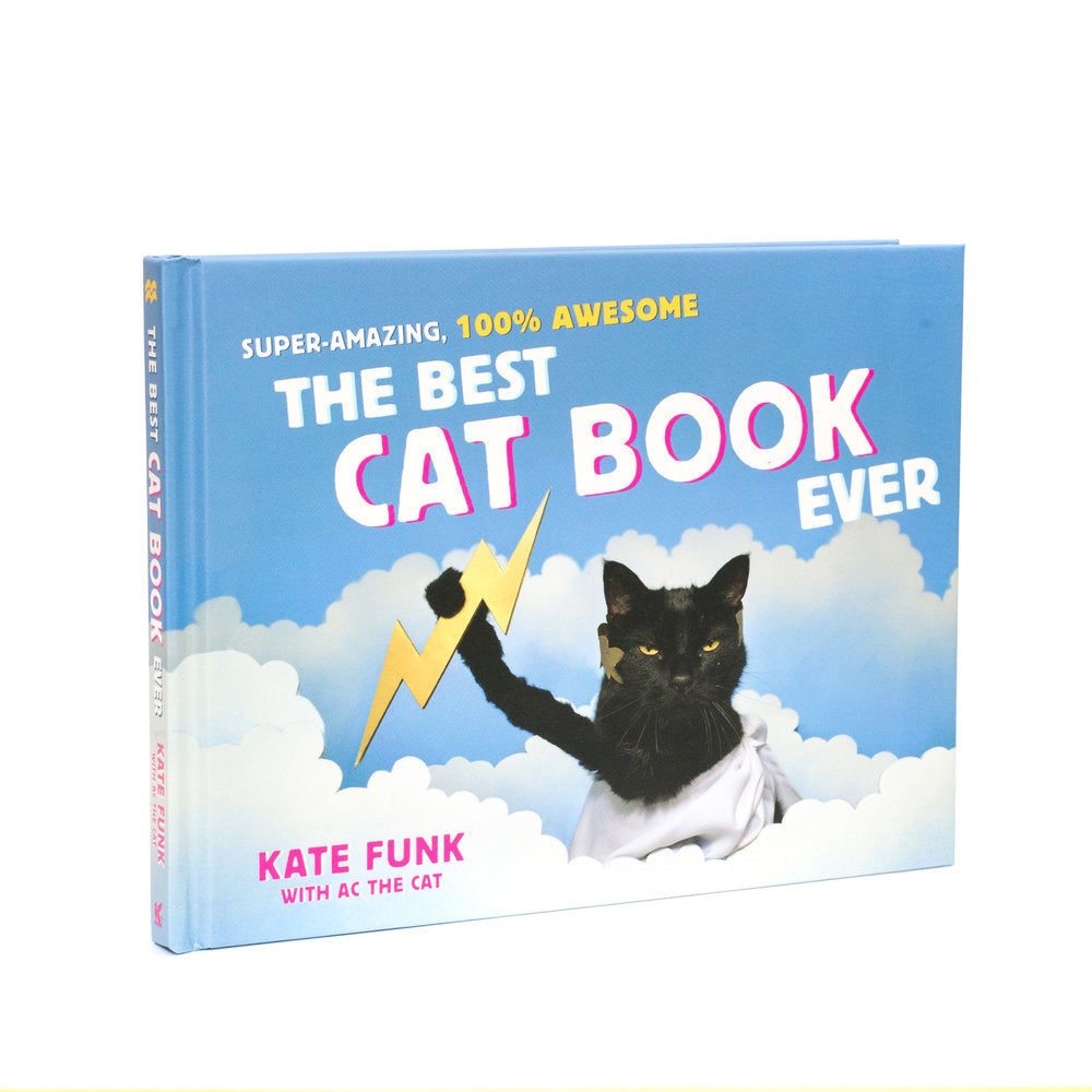 The Best Cat Book Ever by Kate Funk