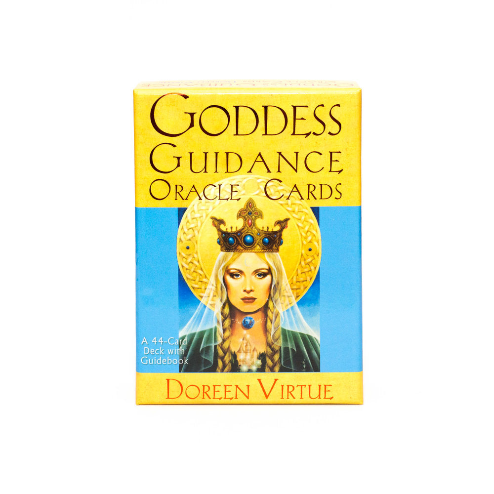 Goddess Guidance Oracle Cards // Doreen Virtue