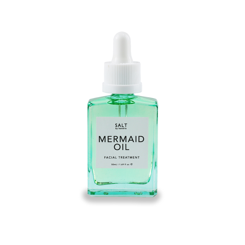 SALT by Hendrix // Mermaid Facial Oil