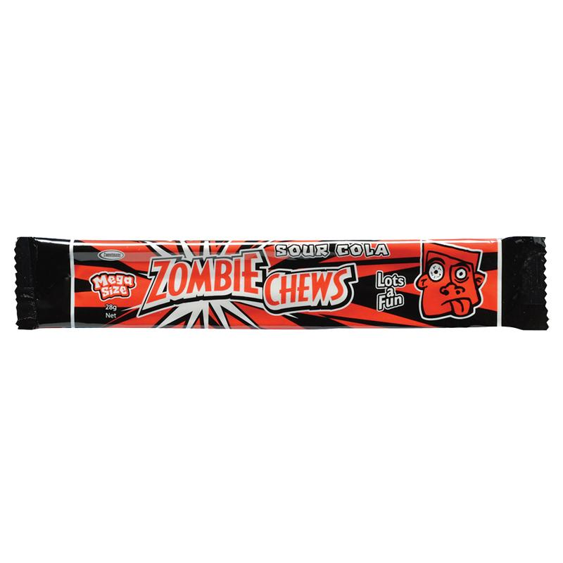 Zombie Chews // Sour Cola
