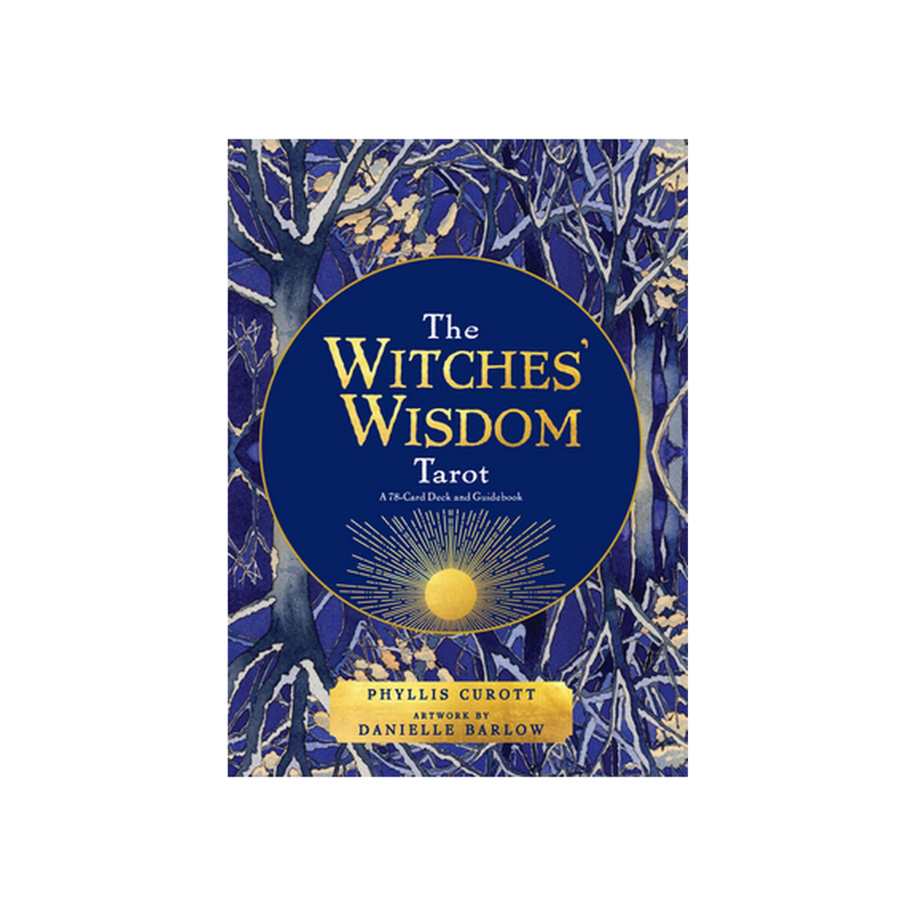 The Witches Wisdom Tarot // By Phyllis Curott & Danielle Barlow
