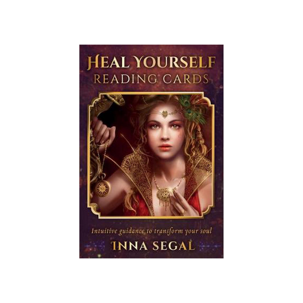 Heal Yourself Reading Cards // By Inna Segal