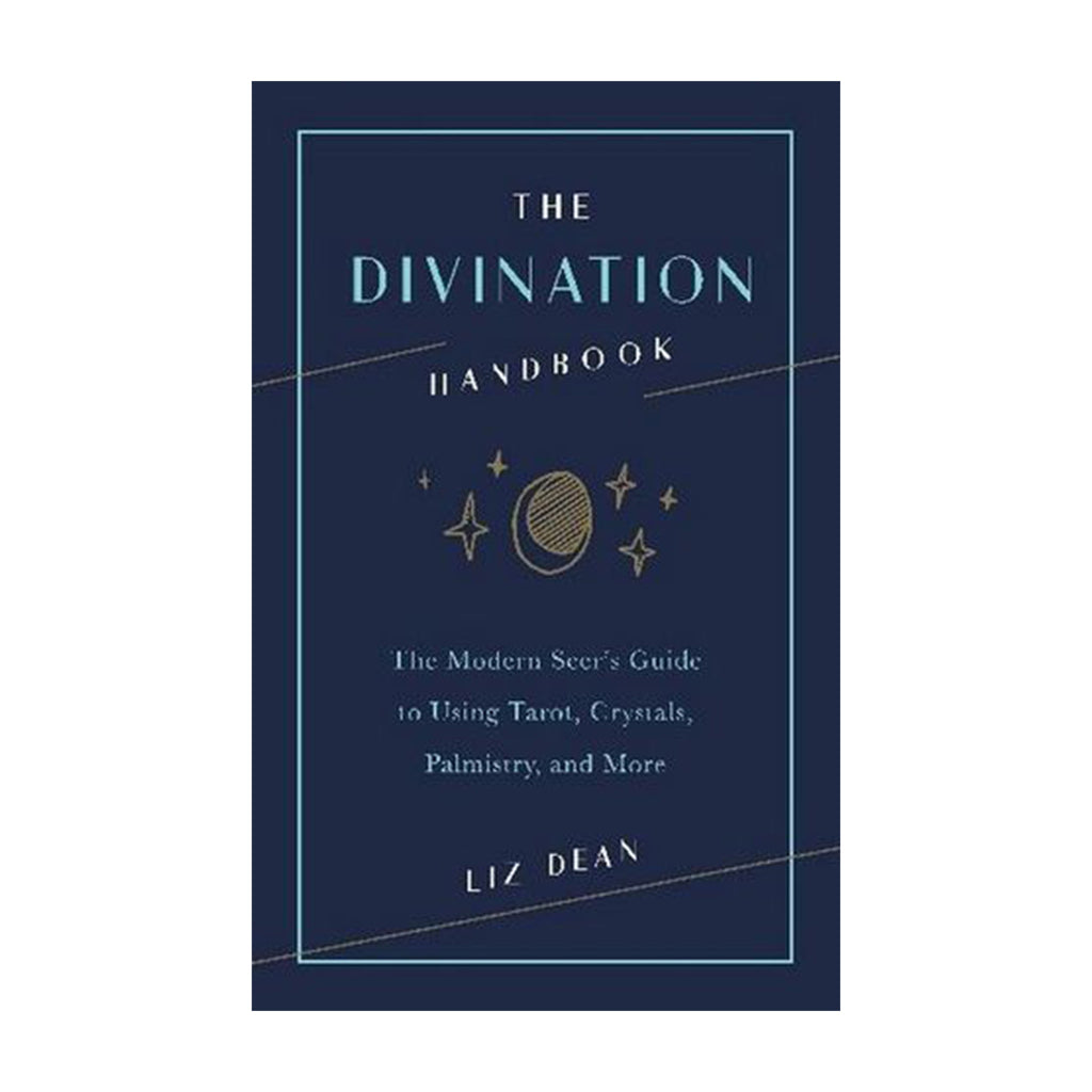The Divination Handbook by Liz Dean