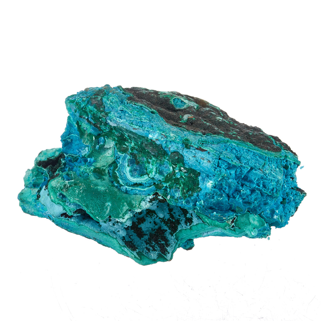 Chrysocolla & Malachite #4
