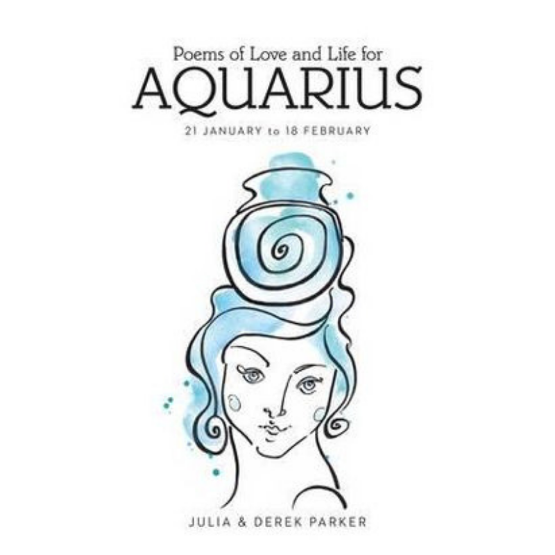 Poems Of Love And Life Aquarius Book