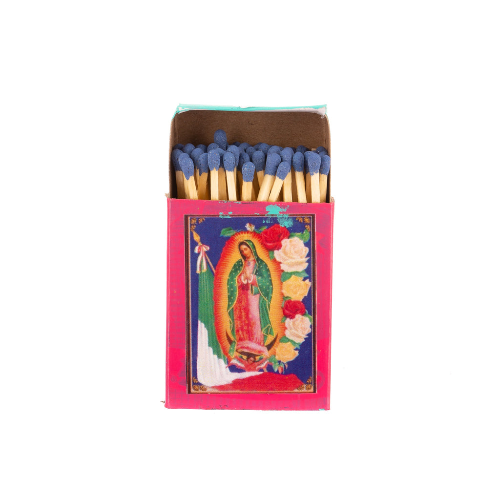 Mexican Handcrafts // Box of Matches - Mary