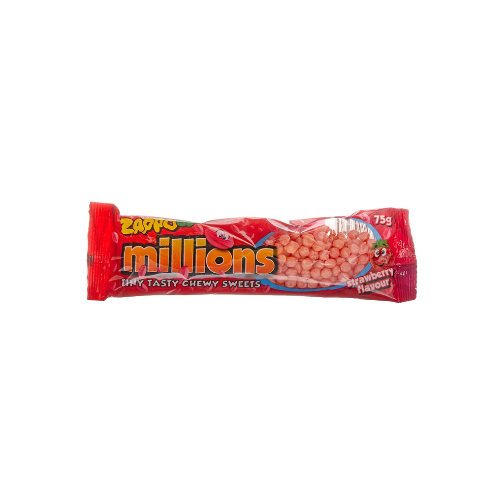 Zappo // Millions - Strawberry Flavour